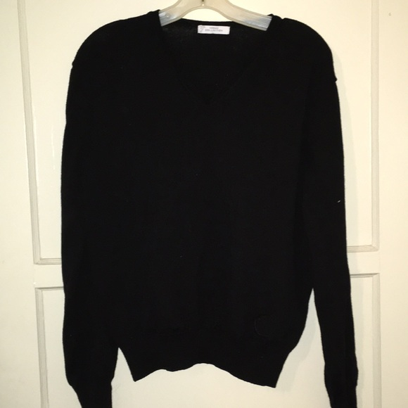 bb0ba50ea1bb Versace Collection Sweaters | Mens Merino Wool Sweater | Poshmark
